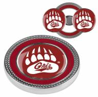 Montana Grizzlies Challenge Coin with 2 Ball Markers