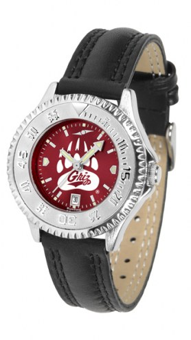 Montana Grizzlies Competitor AnoChrome Women's Watch