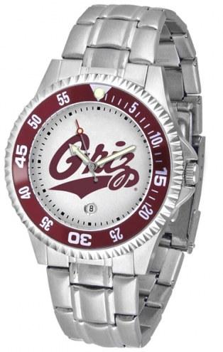Montana Grizzlies Competitor Steel Men's Watch