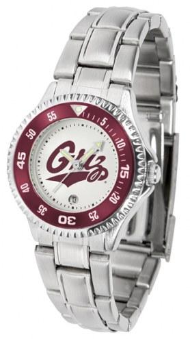 Montana Grizzlies Competitor Steel Women's Watch