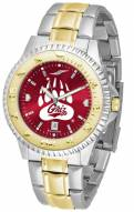 Montana Grizzlies Competitor Two-Tone AnoChrome Men's Watch