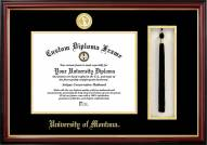 Montana Grizzlies Diploma Frame & Tassel Box