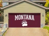 Montana Grizzlies Double Garage Door Banner