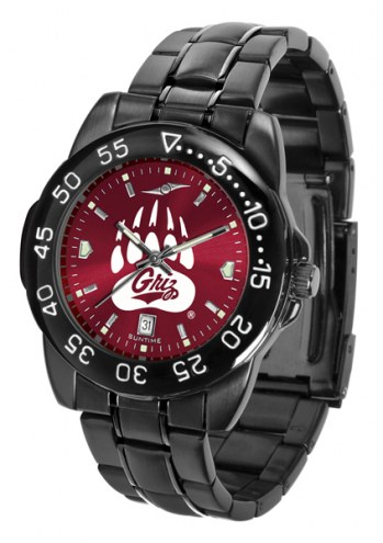 Montana Grizzlies Fantom Sport AnoChrome Men's Watch