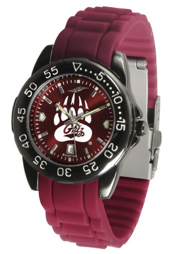 Montana Grizzlies Fantom Sport Silicone Men's Watch
