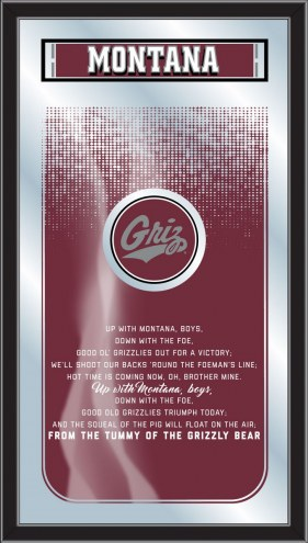 Montana Grizzlies Fight Song Mirror