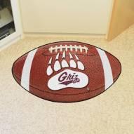 Montana Grizzlies Football Floor Mat