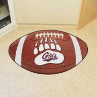 Montana Grizzlies Football Floor Mat