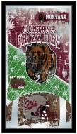 Montana Grizzlies Football Mirror
