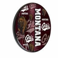 Montana Grizzlies Digitally Printed Wood Sign