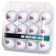 Montana Grizzlies Dozen Golf Balls