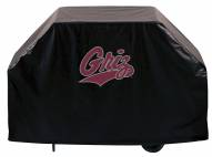 Montana Grizzlies Logo Grill Cover