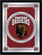 Montana Grizzlies Logo Mirror