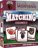 Montana Grizzlies Matching Game