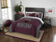 Montana Grizzlies Modern Take Full/Queen Comforter Set