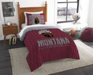 Montana Grizzlies Modern Take Twin Comforter Set