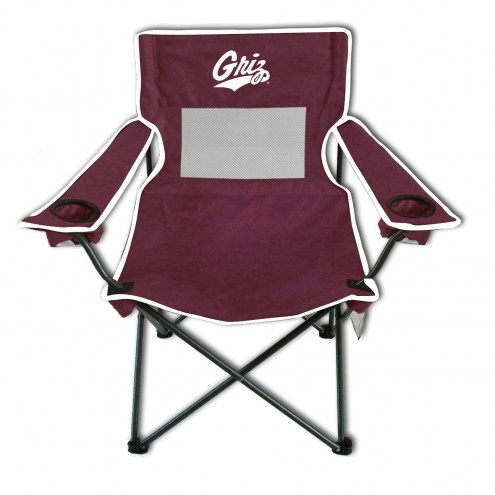 Montana Grizzlies Monster Mesh Tailgate Chair