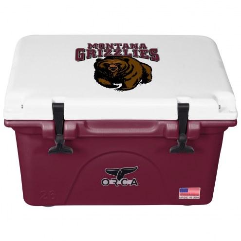 Montana Grizzlies ORCA 26 Quart Cooler