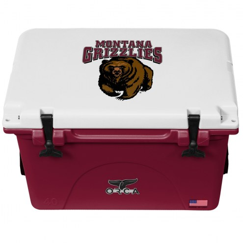 Montana Grizzlies ORCA 40 Quart Cooler