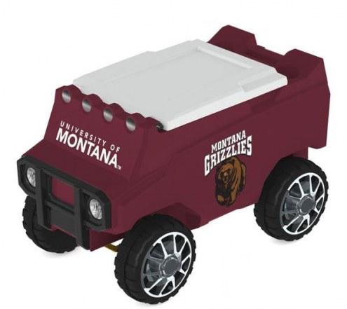 Montana Grizzlies Remote Control Rover Cooler