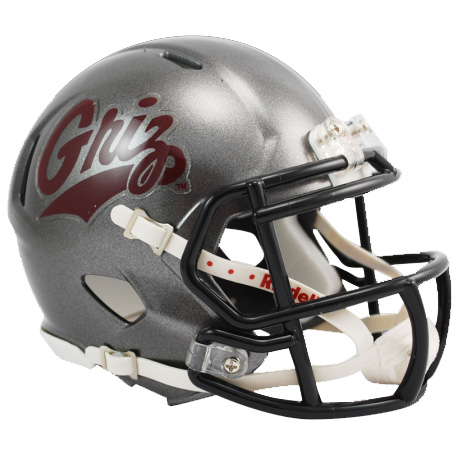 Montana Grizzlies Riddell Speed Mini Collectible Football Helmet