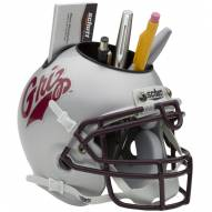 Montana Grizzlies Schutt Football Helmet Desk Caddy