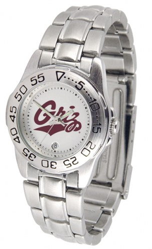Montana Grizzlies Sport Steel Women's Watch