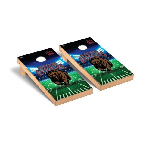 Montana Grizzlies Stadium Cornhole Game Set