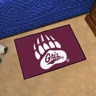 Montana Grizzlies Starter Rug