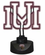 Montana Grizzlies Team Logo Neon Lamp