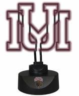 Montana Grizzlies Team Logo Neon Lamp