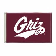 Montana Grizzlies 2' x 3' Flag