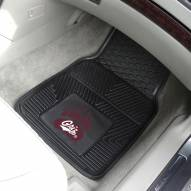 Montana Grizzlies Vinyl 2-Piece Car Floor Mats