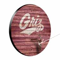 Montana Grizzlies Weathered Design Hook & Ring Game