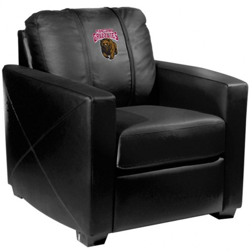 Montana Grizzlies XZipit Silver Club Chair