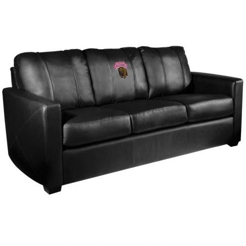 Montana Grizzlies XZipit Silver Sofa