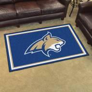 Montana State Bobcats 4' x 6' Area Rug