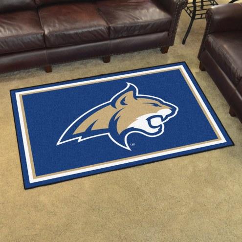 Montana State Bobcats 5' x 8' Area Rug