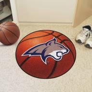 Montana State Bobcats Basketball Mat
