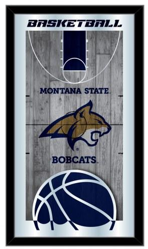 Montana State Bobcats Basketball Mirror