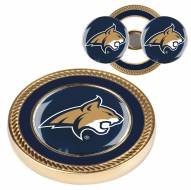 Montana State Bobcats Challenge Coin with 2 Ball Markers