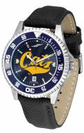Montana State Bobcats Competitor AnoChrome Men's Watch - Color Bezel