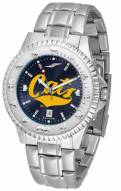 Montana State Bobcats Competitor Steel AnoChrome Men's Watch