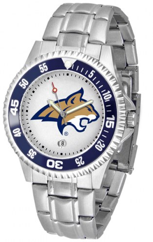 Montana State Bobcats Competitor Steel Men's Watch