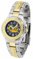 Montana State Bobcats Competitor Two-Tone AnoChrome Women's Watch