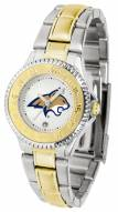 Montana State Bobcats Competitor Two-Tone Women's Watch