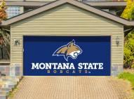 Montana State Bobcats Double Garage Door Banner