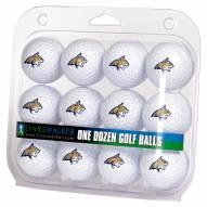 Montana State Bobcats Dozen Golf Balls