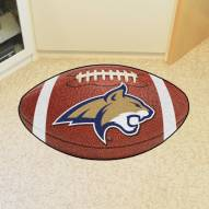 Montana State Bobcats Football Floor Mat