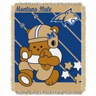 Montana State Bobcats Fullback Baby Blanket